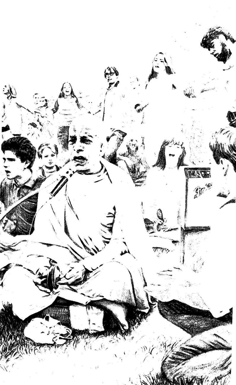 Your Ever Well-Wisher (One-Volume abridged Srila Prabhupada Lilamrta) _001