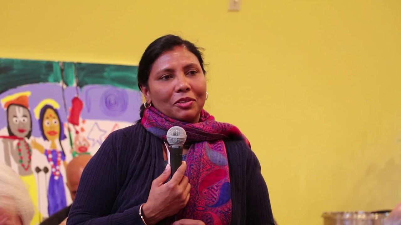Ananta-brahma devi dasi - homage 2016