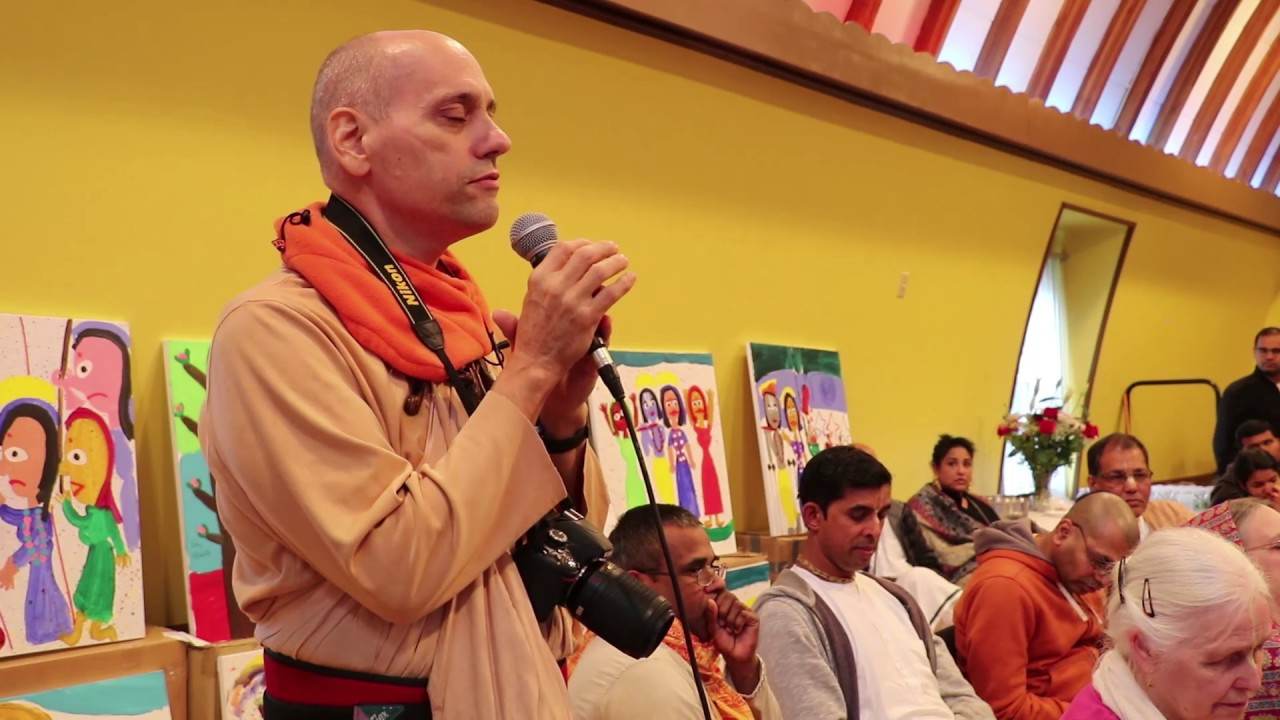 Bhagavata Purana prabhu - homage 2016