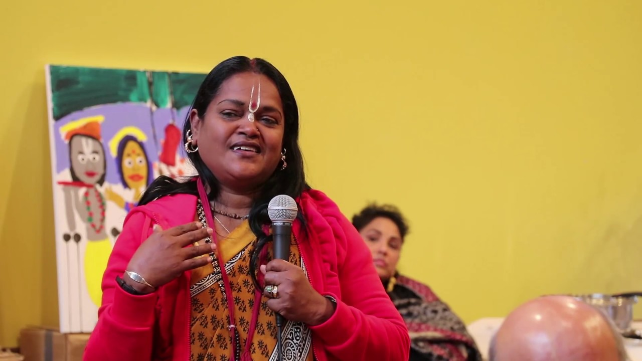 Bhakti devi dasi - homage 2016