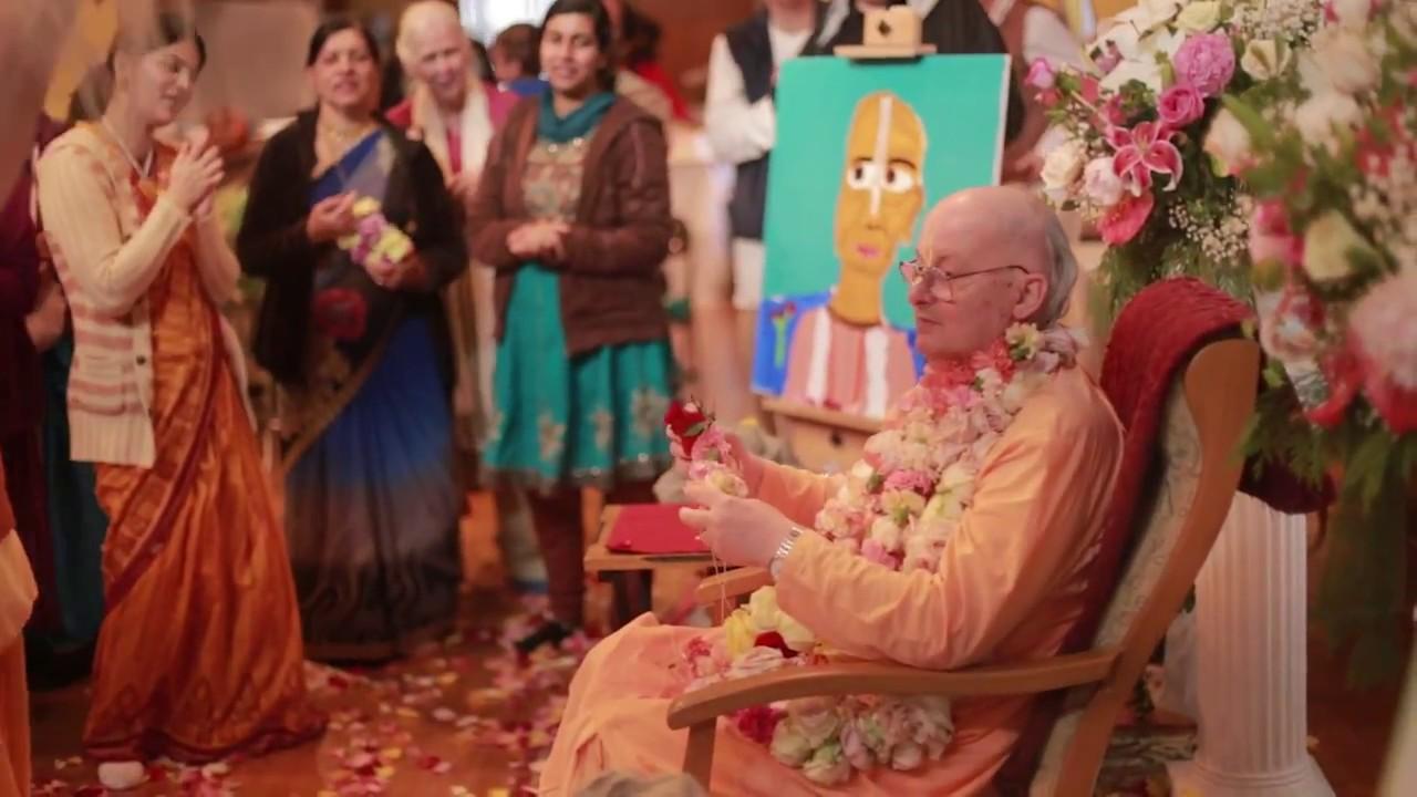SDG Vyasa-puja 2016 - Guru Puja