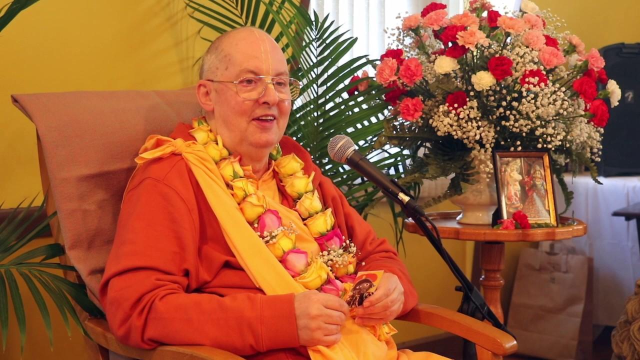 SDG Vyasa Puja talk 2018