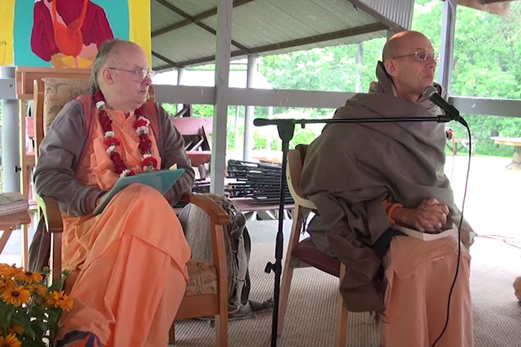 SDG Festival, July 4th 2015 - Jayadvaita Swami