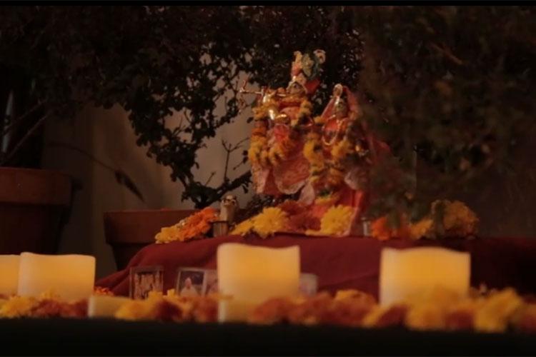 Satsvarupa dasa Goswami - Shri Krishna Janmashtami Celebration 2013